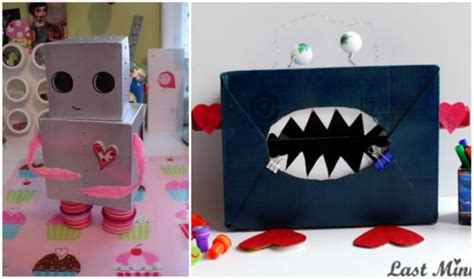ideas for valentines day boxes for school 8 box ideas pre school and home tip junkie