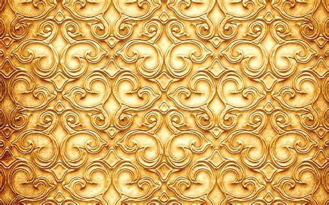 wallpaper emas gambar tekstur pola wallpaper foto berwarna emas