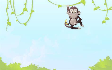 cartoon monkey wallpapers wallpaper cave