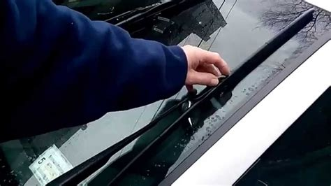 windshield wiper repair on 1983 dodge truck youtube how to replace hyundai sonata windshield wipers blades youtube
