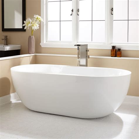 Soaking Bathtub by Freestanding Tubs And Soaking Tubs Signature Hardware