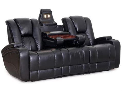 theatre couches seatcraft innovator home theater seating row of 3 sofa w