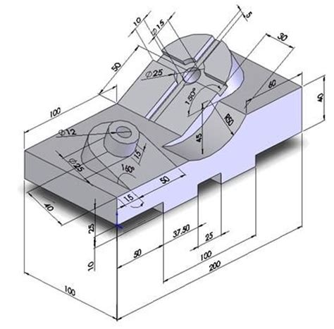 solidworks tutorial pdf for beginners image gallery solidworks exercises