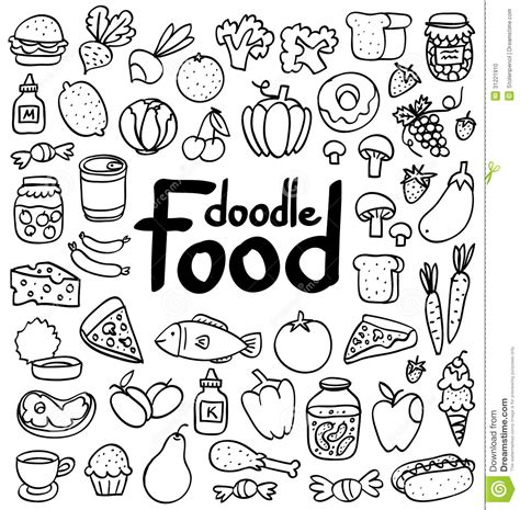 doodle food the gallery for gt animals reading