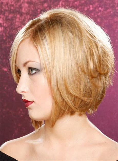 Medium Stacked Hairstyles by Medium Length Stacked Bob Pics Hairstyle 2013