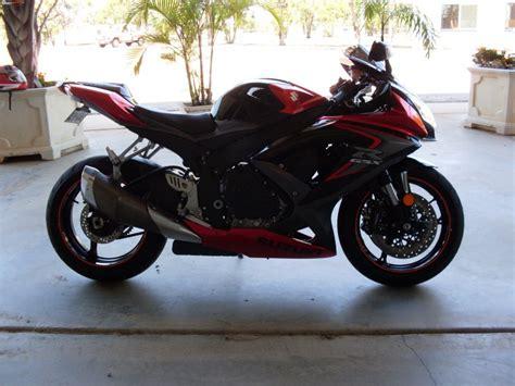 2008 Suzuki Gsx R750 2008 Suzuki Gsx R750 K8 Boostcruising