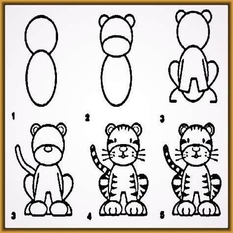 imagenes jaguar para dibujar imagenes de tigres para dibujar a lapiz faciles archivos