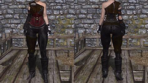 sevenbase armor mods えいへいすぽっと skyrim vire rogue armor