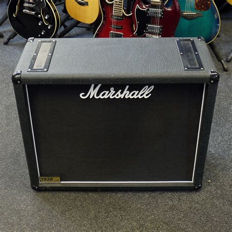 marshall 1936 2x12 cabinet marshall 1936 2x12 cabinet 2nd rich tone