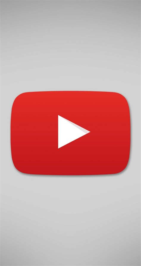 Wallpaper Iphone 6 Youtube | youtube logo hd wallpaper for iphone 6 6s screens
