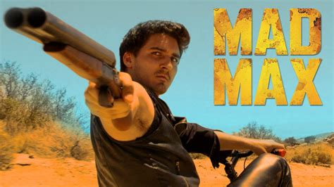 what of is max mad max out of gas