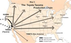 Toyota Plants In Usa How Globalization Works Toyota Motor Manufacturing