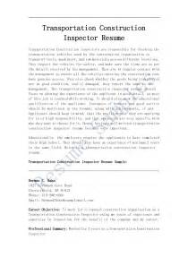 Inspector Sle Resume by Post Office Inspector Resume Sales Inspector Lewesmr