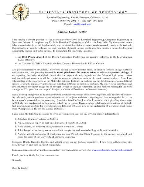 cover letter for college professor position sle cover letter assistant district attorney