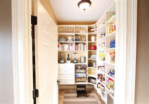 { New House Tour } Pantry Makeover Before AND After Photos!   Kevin & Amanda   Food & Travel Blog