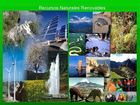 imagenes recuersos naturales recursos naturales usos y manejos