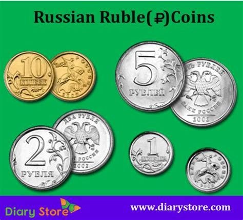 currency rub russian ruble russia currency rub kopeyka diary store