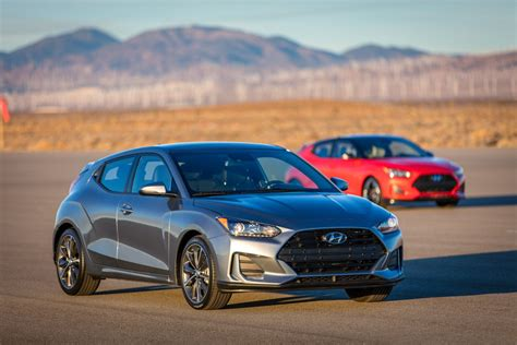 Hyundai New 2019 by 2019 Hyundai Veloster Arrives With Fresh New Design