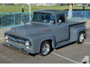 Temecula Ford 1956 Ford F100 For Sale In Temecula California Classified