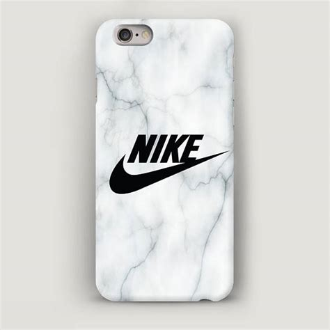 Nike Black Iphone 7 7 Plus Casing Cover Hardcase white marble iphone 7 plus nike iphone 6s white