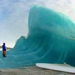 frozen waves antarctica antarctica