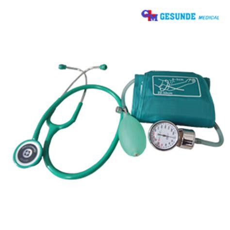 Tensimeter Dan Stetoskop jual stetoskop tensimeter aneroid satu paket toko