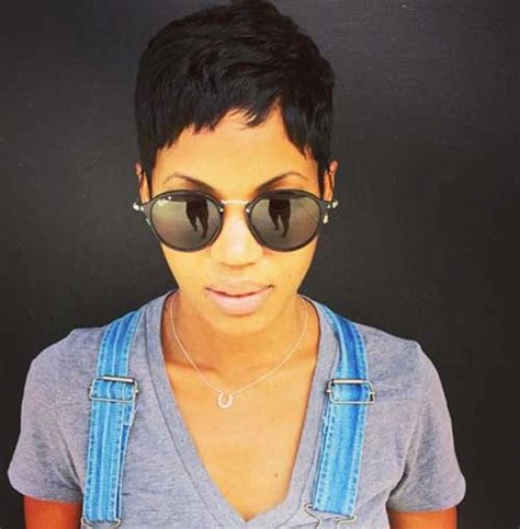 pictures of pixie haircuts on relaxed black hair 15 best layered pixie cuts pixie cut 2015