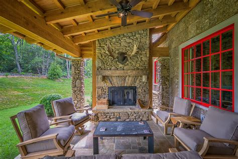One Madison Floor Plans by Timber Frame Porches