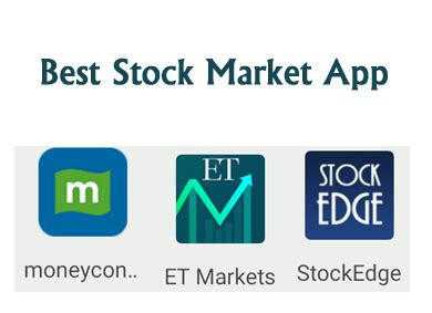 best stock apps 10 best stock market apps for investment tracking