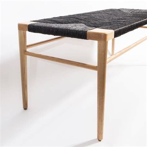 www bench com woven rush bench mel smilow smilow furniture suite ny