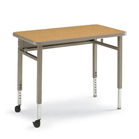 Single Student Desk Planner Classroom Furniture Classroom Student Desk