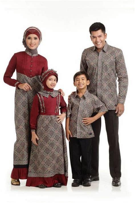 Baju Batik Dan Anak Kumpulan Foto Model Baju Kebaya Ibu Dan Anak