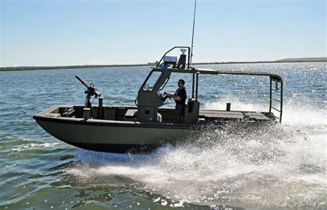 shallow water jet boats 24 riverine metal shark
