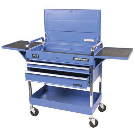 tool cart deluxe 2 drawer tool boxes storage 85