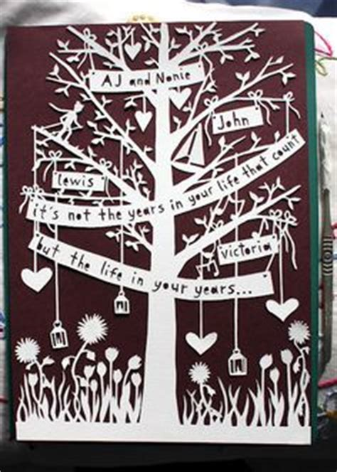 paper cut tree template 1000 images about paper cuttings on family