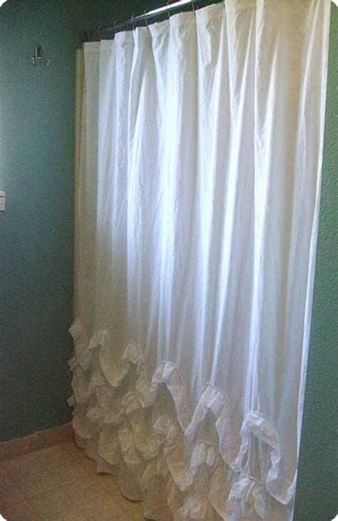 white ruffle shower curtain ruffled white curtains ruffled sheer curtains white