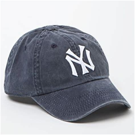 american needle washed out ny yankees from pacsun