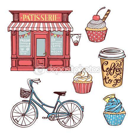 juegos de cocina de hacer pasteles de bodas juego de pasteles dibujados a mano dibujos pinterest