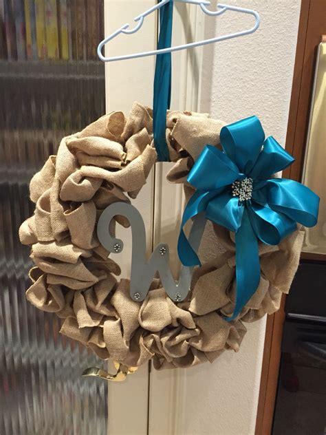 wreath     sisters front door im