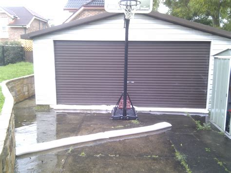 Garage Door Flood Protection by Garage Door Flood Protection