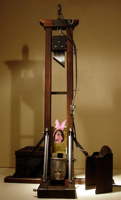 girl beheaded by guillotine girl beheaded by guillotine girl guillotine behead bing