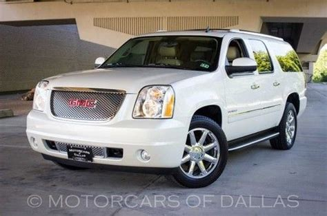 manual cars for sale 2010 gmc yukon navigation system sell used 2010 gmc yukon denali xl navigation sat radio tv dvd heated cooled seats in