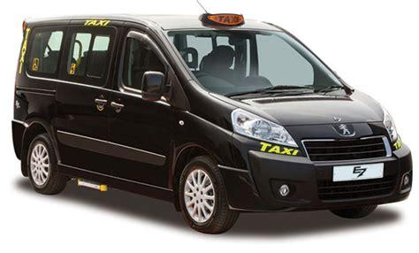 peugeot taxi peugeot e7 taxis peugeot e7 purpose built taxis cab direct