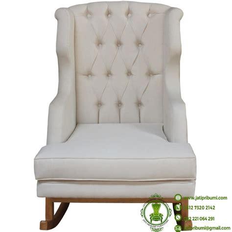 Sofa Goyang kursi sofa goyang model terbaru jati pribumi