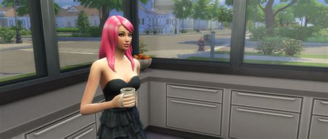 Sims 4 How To Make Detox Tea by The Sims 4 Simside Elu