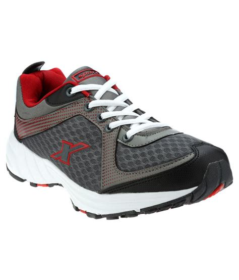 sparx sport shoes sparx gray sport shoes price in india buy sparx gray