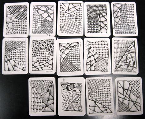 pattern play zentangle pattern play with pens sumter artist s guild gets a
