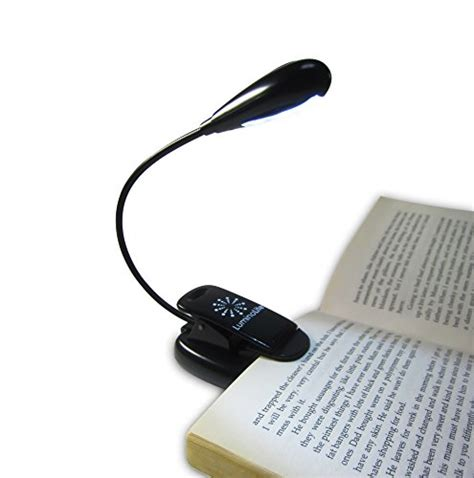 Make It A With The Reading Light by How To Make Studying More Comfortable
