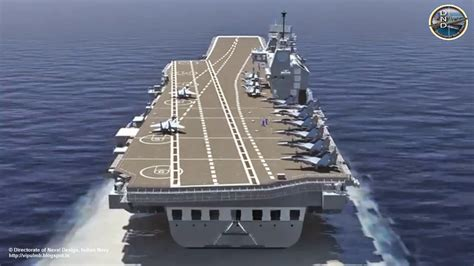 From The Cage: Exclusive Pictures: Aircraft Carrier INS ...
