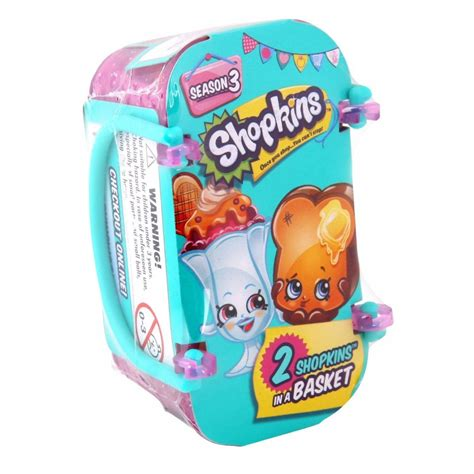 shopkins season 3 basket gift set bundle shopkins in a basket season 3 flair from craftyarts co uk uk